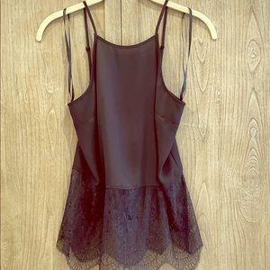 BCBGENERATION lace camisole top